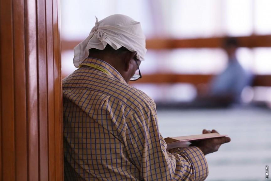 ރަމަޟާން މަހަކީ އެމަހެއްގައި ޤުރުއާން ބާވާލައްވާ ލައިލަތުލް ޤަދުރި ވިލޭރޭ ލެއްވި  މަހެވެ. އެގޮތުން ރަމަޟާން މަހު ޤުރުއާން ކިޔެވުން އިތުރު ކުރުމަކީ ސުންނަތްވެގެންވާ ކަމެކެވެ. ކީރިތި ރަސޫލާ މުހައްމަދު صلى الله عليه وسلم ވެސް ވަނީ ރޯދަ މަހު ޤުރުއާން ކިޔުއްވާ މިންވަރު އިތުރުކުރައްވާފައެވެ. : އިސްލާމީ މަރުކަޒުގައި މީހަކު ޤުރުއާން ކިޔަވަނީ -- ސަން ފޮޓޯ/ ފަޔާޒު މޫސާ